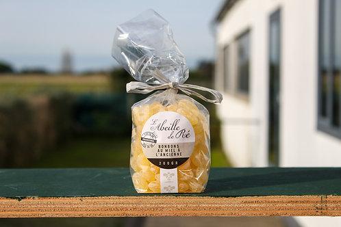 Bonbons au miel à l'ancienne - 200Gr