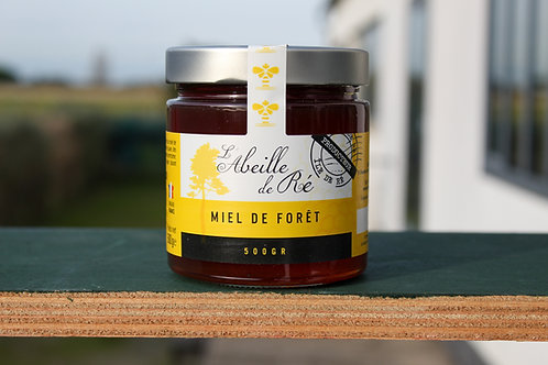 Miel de forêt - 500gr