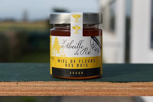 Miel fleurs des bois - 250Gr