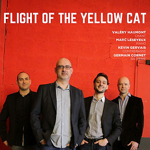 Flight Of Tthe Yellow Cat