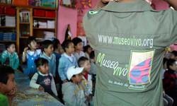 Museo vivo en tu escuela