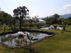 No un jardín, un santuario...