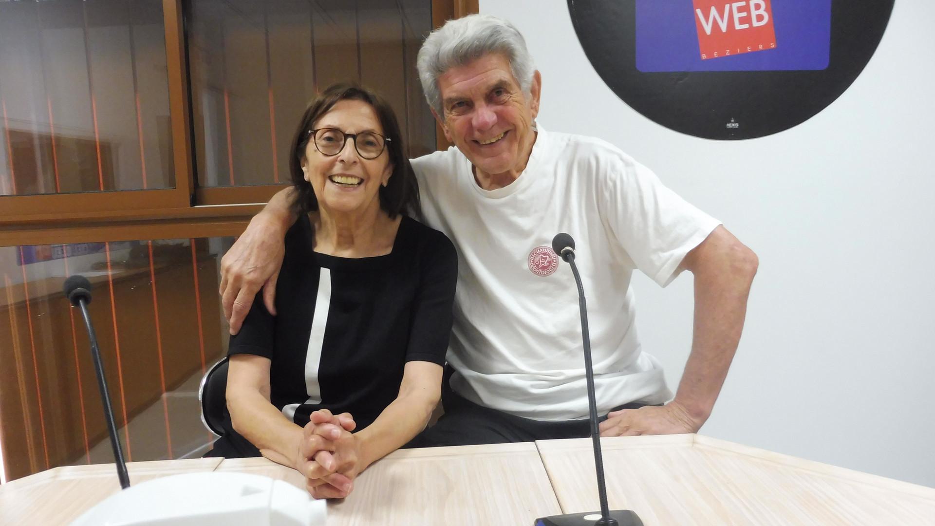 Michèle et Lucien ROGE