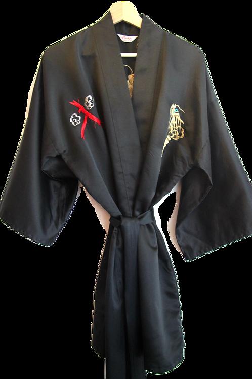 Kimono Noir Court
