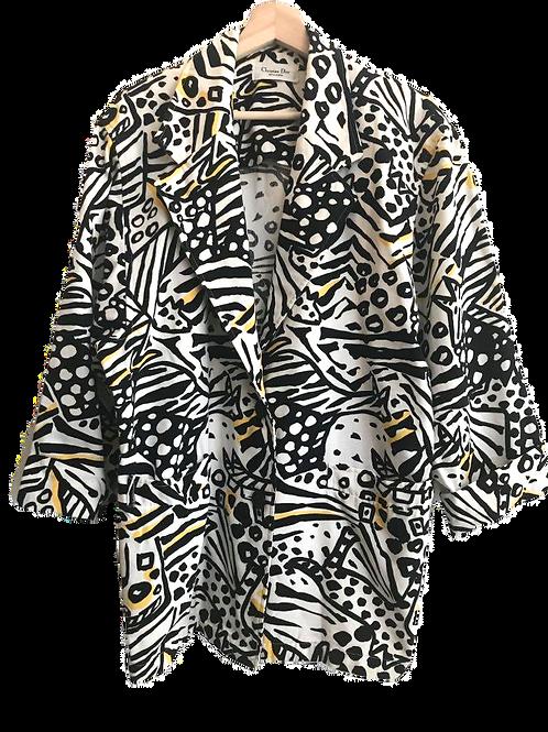 Veston Christian Dior Prêt à porter //100% Coton// Size 8