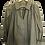 Thumbnail: YSL Vintage 80's Chemise Rayure verte