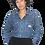 Thumbnail: Vintage 80's Veste Jeans// Lee Cooper