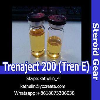 Steroid Liquid Trenaject 200 (Tren E)Trenbolone Enanthate