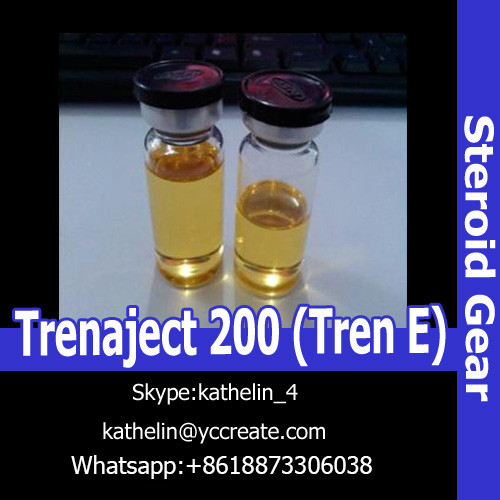 Steroid Liquid Trenaject 200 (Tren E)Trenbolone Enanthate 200mg/ml