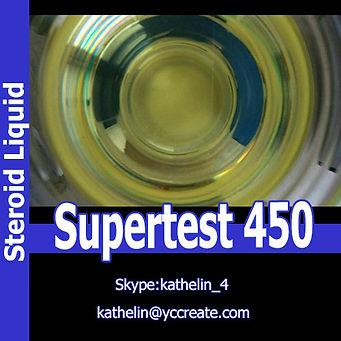 Supertest 450 Recipe Whatsapp:+8618873306038