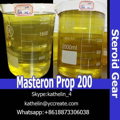 Steroid Injection Oil Masteron 200 /Drostanolone Propionate 200mg/ml
