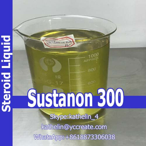 Steroid Oil - Sustanon 300 ( Sust 300 ) For Muscle Building Whatsapp