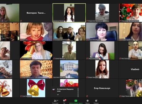 29 мая в Гимназии прошел последний звонок в режиме онлайн