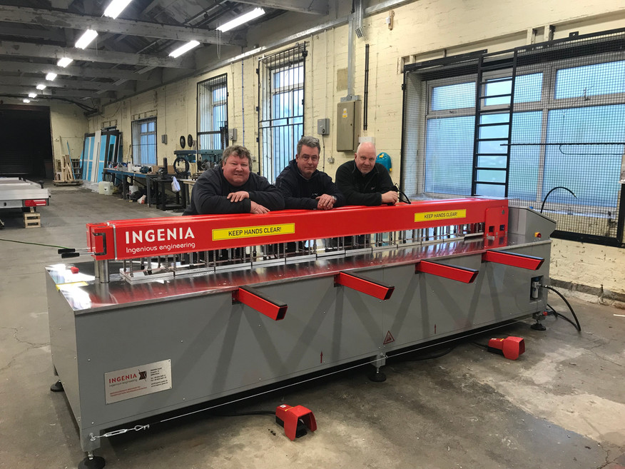 Ingenious Engineering Technology Comes to West Yorkshire