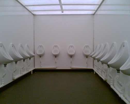 Urinals Trailers on Mass