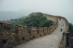 Grande muraille.
