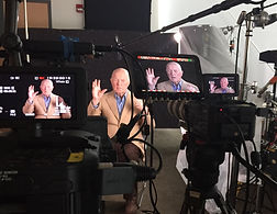 One Glass Video had the honor of filming with John Glenn in 2015.
