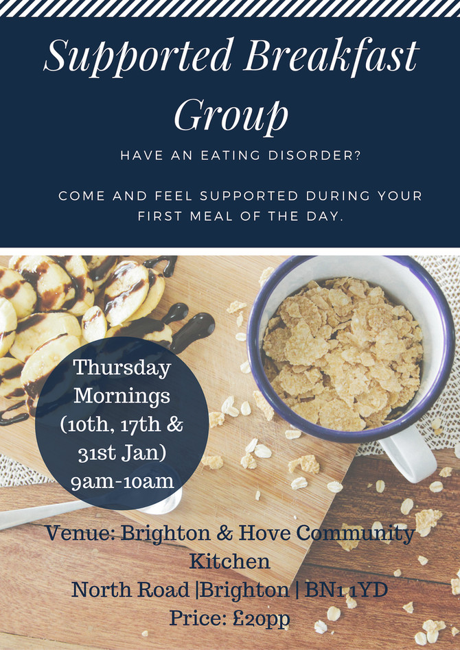 Supported Breakfast Group