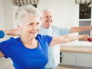 Os benefícios do treino funcional para os idosos
