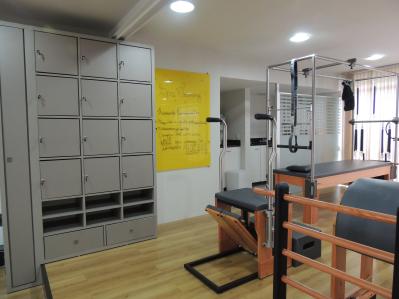 Spa Training - Pilates