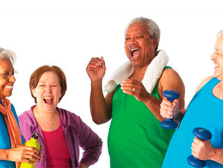 Treinamento funcional para idosos