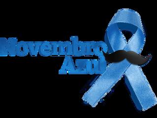 Novembro Azul - Cuidar da saúde também é coisa de homem!