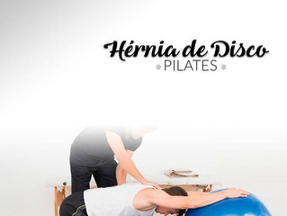 Hérnia de Disco & Pilates