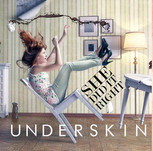 "Cover Underskin ""She Did It Right"""