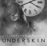 "Albumcover & Booklet Underskin ""Collective Confusion"""