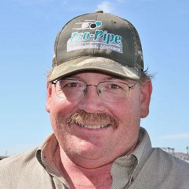 Ron Marsh, President