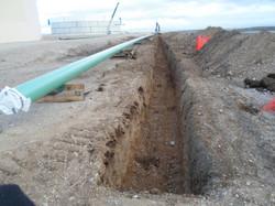 CENEX delivery line excavation (1)