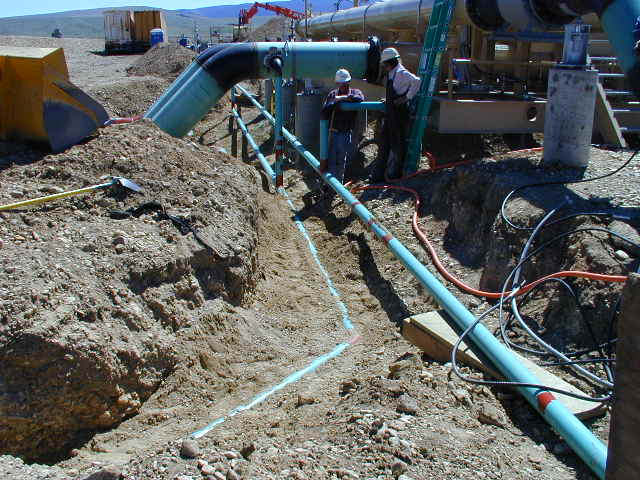 Structural Construction | Pro Pipe Corporation, United States, Oil