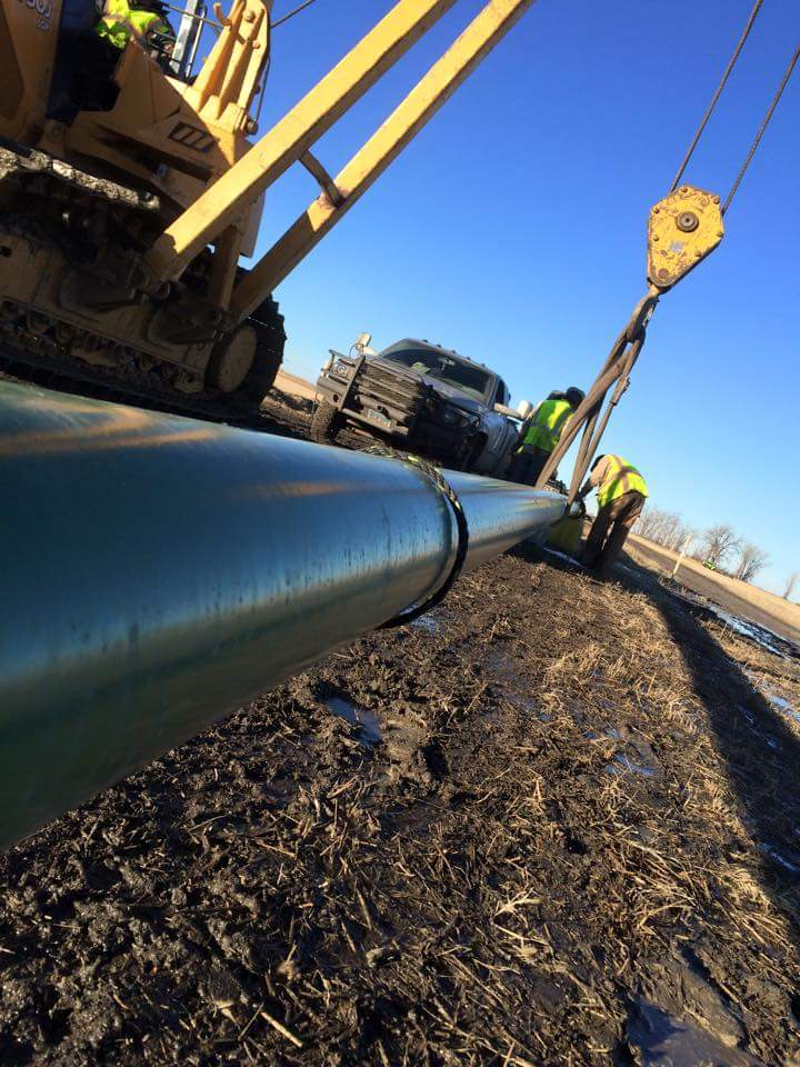 Pipeline Construction | Pro Pipe Corporation, United States, Oil