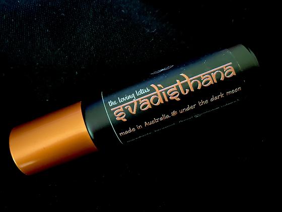 Svadisthana: Chakra Balancing Essential Oil Blend