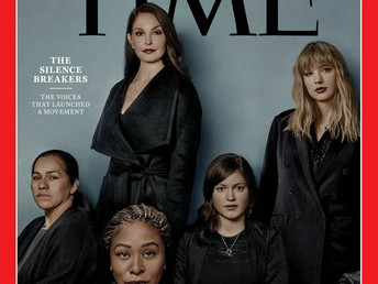 Time Magazine Recognizes #MeToo Movement