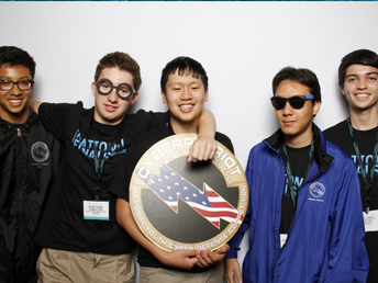 Togo Brings Home The Gold At Cyber Patriot Nationals