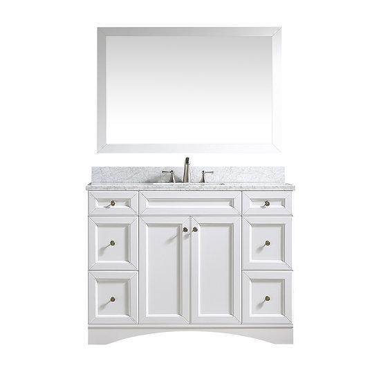 Vanity JW30048 White