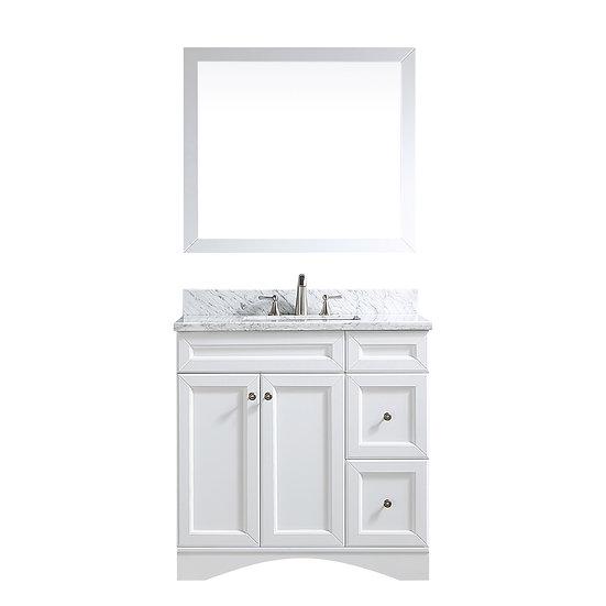 Vanity JW30036 White