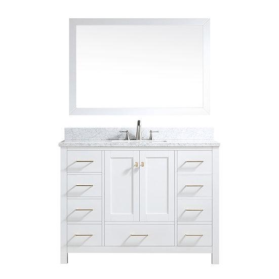 Vanity JW10048-White