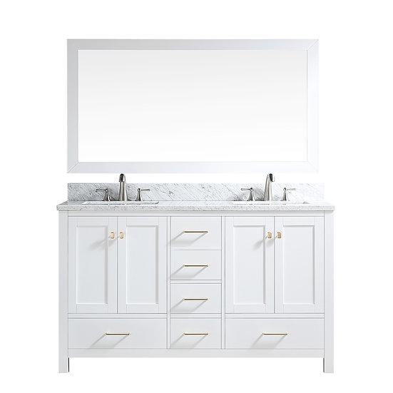 Vanity JW10060-White