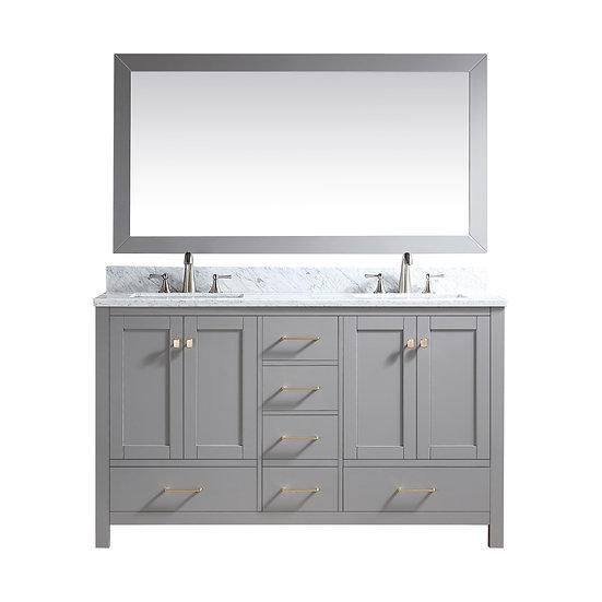 Vanity JW10060-Grey