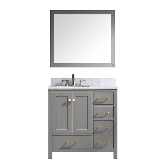 Vanity JW10036 Cabinet Base