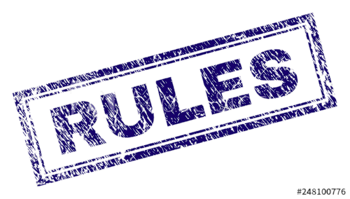 +Site Rules