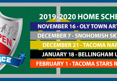 19-20 Home Schedule