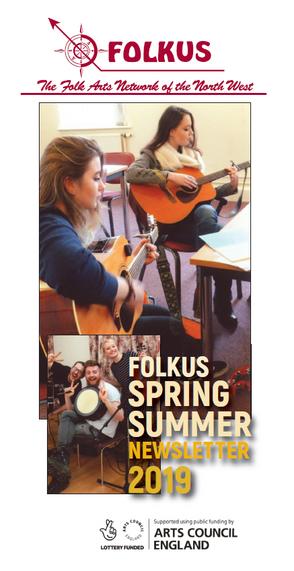 Spring Summer Newsletter 2019