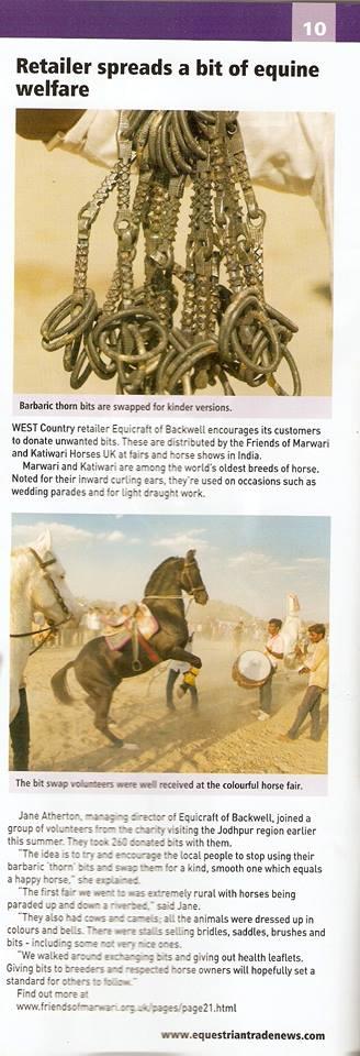 ETN Equestrian Trade News 2015