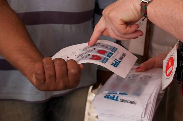 Education leaflets