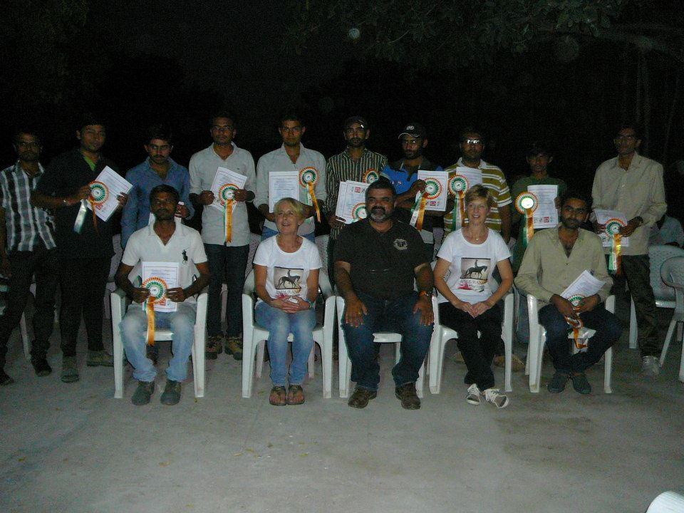 Kathiawari Endurance Training Camp