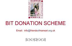 Bit Donation Scheme