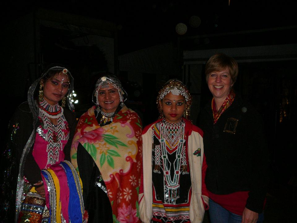 Kalbelia and Mathura tribes